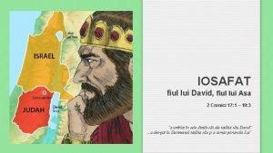 IOSAFAT fiul lui David fiul lui Asa 2