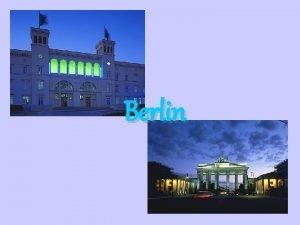Berlin Gre aus Berlin Zahlen und Fakten 3