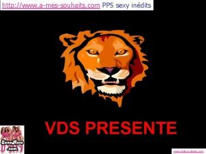 http www amessouhaits com PPS sexy indits VDS