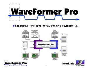 Wave Former Wave Former ProImport Timing Projectsyncad Synapti