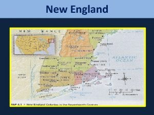 New England Early New England Virginia Company of