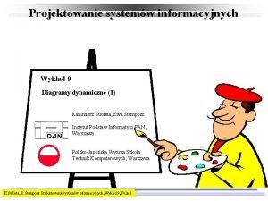 Projektowanie systemw informacyjnych Wykad 9 Diagramy dynamiczne 1