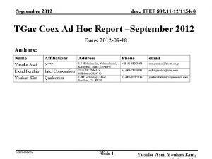 September 2012 doc IEEE 802 11 121154 r
