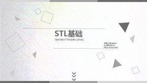 STL Standard Template Library zeocax acmzeoc ax https