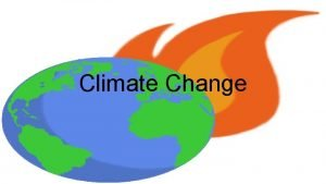 Climate Change What is climate change Climate change
