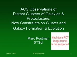 ACS Observations of Distant Clusters of Galaxies Protoclusters