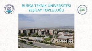 BURSA TEKNK NVERSTES YELAY TOPLULUU TPLK Logo Her