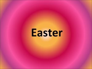 Easter Easter The girls and woman in Britain