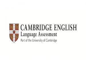 Cambridge English First an der PSI Das Cambridge