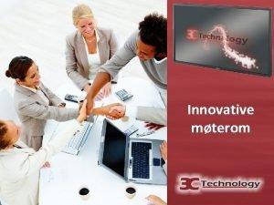 Innovative mterom Systemintegrator lyd bilde i mterom Etablert