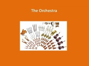 The Orchestra Orchestra Movie 1 5 9 13