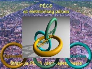 PCS az letminsg plusa Stratgia PCS vros fejlesztsre
