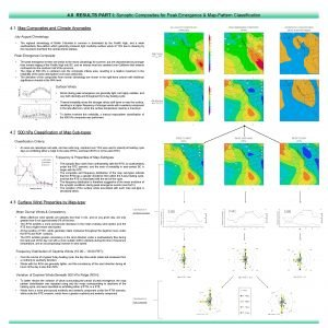 4 0 RESULTS PART I Synoptic Composites for