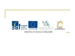 EU ICT 2116 lovk a svt prce 4