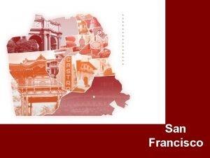 San Francisco City and County of San Francisco