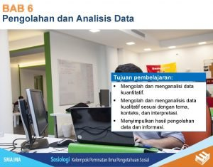 BAB 6 Pengolahan dan Analisis Data Tujuan pembelajaran