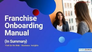 Part of Franchise Mannual Franchise Onboarding Manual In
