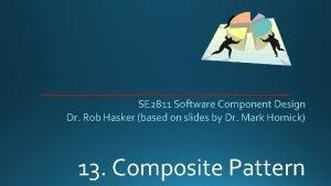 SE 2811 Software Component Design Dr Rob Hasker