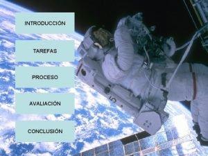 INTRODUCCIN TAREFAS PROCESO AVALIACIN CONCLUSIN ESTE ANO CELBRASE