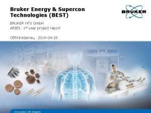 Bruker Energy Supercon Technologies BEST BRUKER HTS Gmb