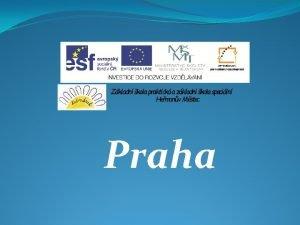 Praha J a mj svt ICT 2135 Anotace
