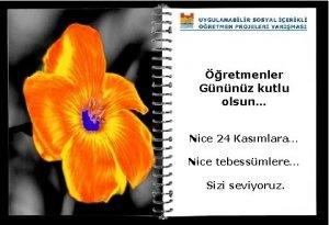 retmenler Gnnz kutlu olsun Nice 24 Kasmlara Nice