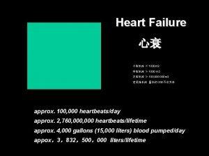 Heart Failure 1000 m 3 1000 m 3