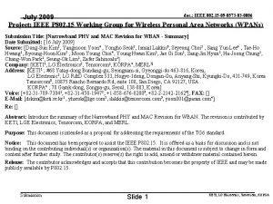 doc IEEE 802 15 09 0573 03 0006