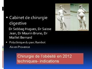 Cabinet de chirurgie digestive Dr Sebbag Hugues Dr