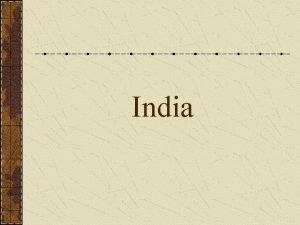 India The Indus Civilization Lost civilization 2500 B