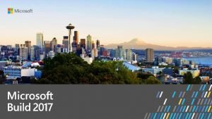 Microsoft Cognitive Services Accelerate your journey to AI