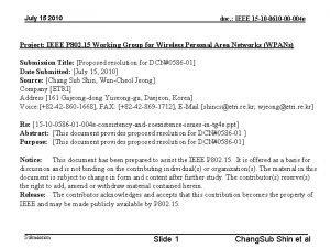 July 15 2010 doc IEEE 15 10 0610