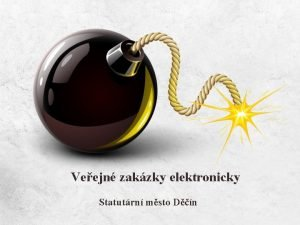 Veejn zakzky elektronicky Statutrn msto Dn Profil zadavatele
