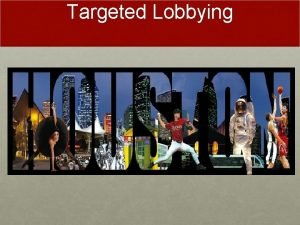 Targeted Lobbying Whats New Everything Nothing Illinois Governor