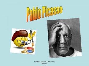 Santa Juana de Lestonnac Ferrol Pablo Picasso Pablo