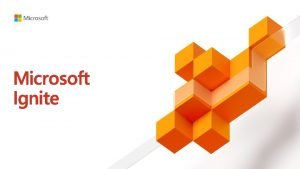 AGENDA Benefits from using cloud marketplaces Microsoft App