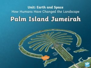 What Is the Palm Island The Palm Island