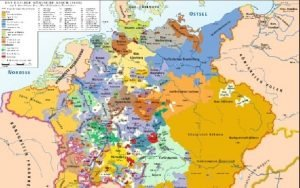 Totstandkoming Duitse eenheid Hoe Door Duitse staten en