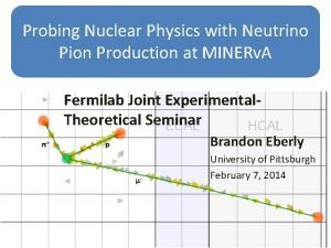 Probing Nuclear Physics with Neutrino Pion Production at