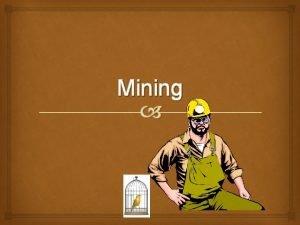 Mining Three Types Strip Mining Open Pit Mining