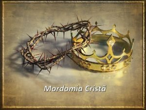Mordomia Crist Tempo de Adorar ADORANDO A DEUS
