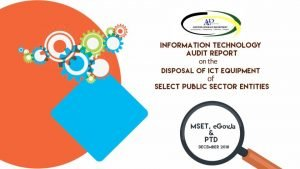 Audited Entities The entities reviewed were Ministry of