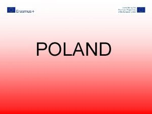 POLAND BORDERS OF POLAND POLAND covers 312 679