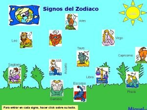 Signos del Zodiaco Salir Aries Virgo Leo Tauro