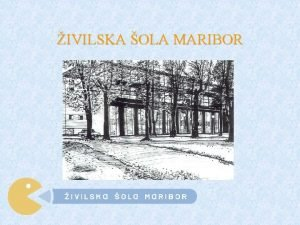 IVILSKA OLA MARIBOR ivilska ola Maribor v OE
