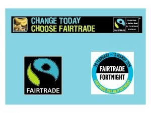 The FAIRTRADE MARK Products with the FAIRTRADE MARK