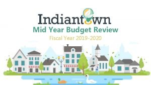 Mid Year Budget Review Fiscal Year 2019 2020