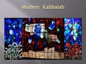 Modern Kabbalah Theosophy Torat haSefirot Theurgy Humans influence