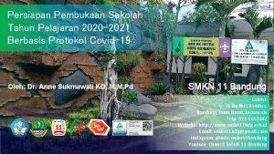 Persiapan Pembukaan Sekolah Tahun Pelajaran 2020 2021 Berbasis