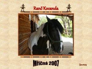 Ran Kocanda Nco mlo o naich konch Klisna